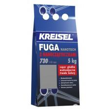 Эластичная цементная затирка FUGA NANOTECH 730 Kreisel